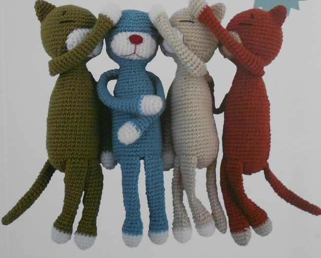 Amigurumi Crochet Books : Amineko crochet pinterest crochet and amigurumi