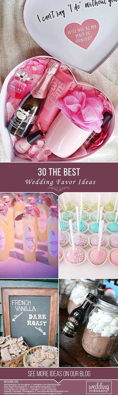 30 The Best Wedding Favor Ideas | Legally Blonde | Pinterest ...