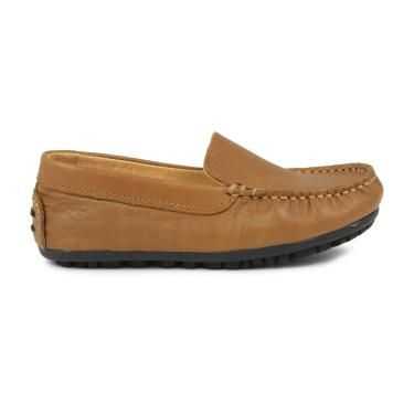 Sale Footlocker Cheap Sale Outlet Umi Saul Big Boy Moccasin(Boys') -Black Leather Inexpensive For Sale s8OA84i