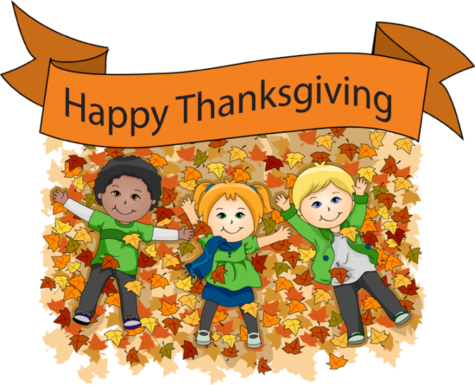 Image result for kids thanksgiving