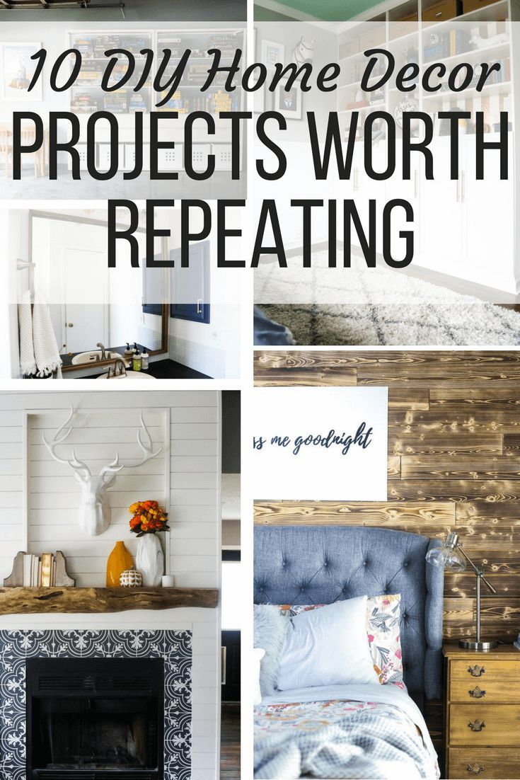 A roundup of ten simple and gorgeous DIY projects that are worth ...