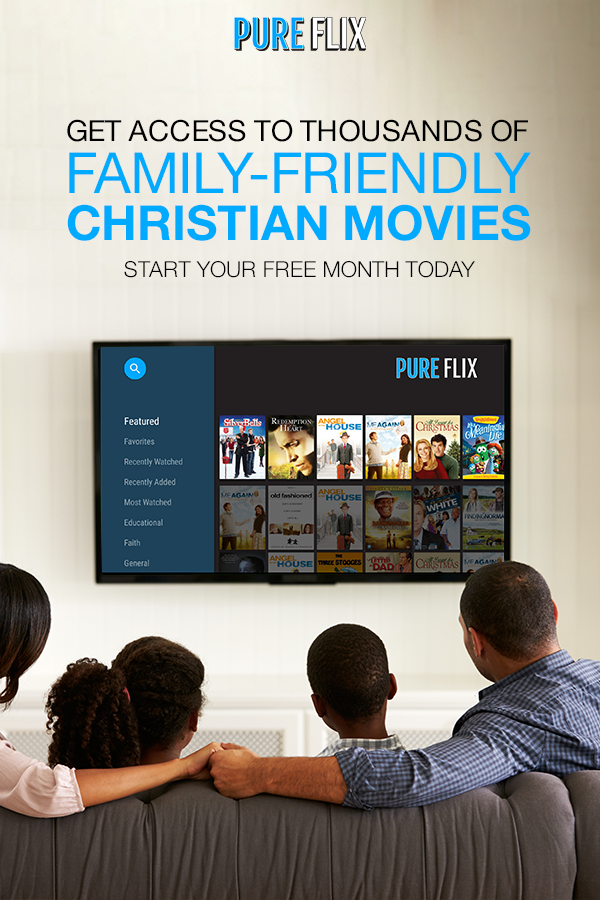 Enjoy thousands of titles in faithbased and family