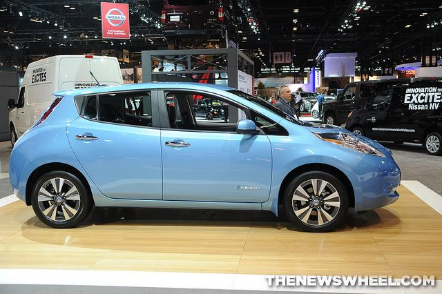 Could the Nissan Sway Concept the Next Leaf