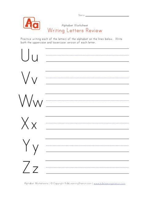 looking for free handwriting worksheets have your preschooler – Letter Writing Worksheets for Kindergarten
