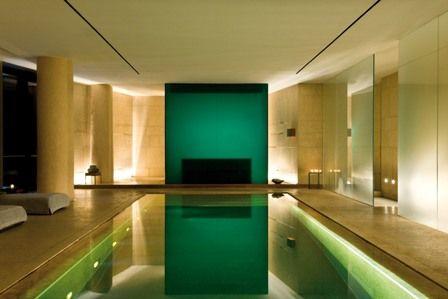 SPA in Milan, fitness and wellness center - Bulgari Hotel Resort ...