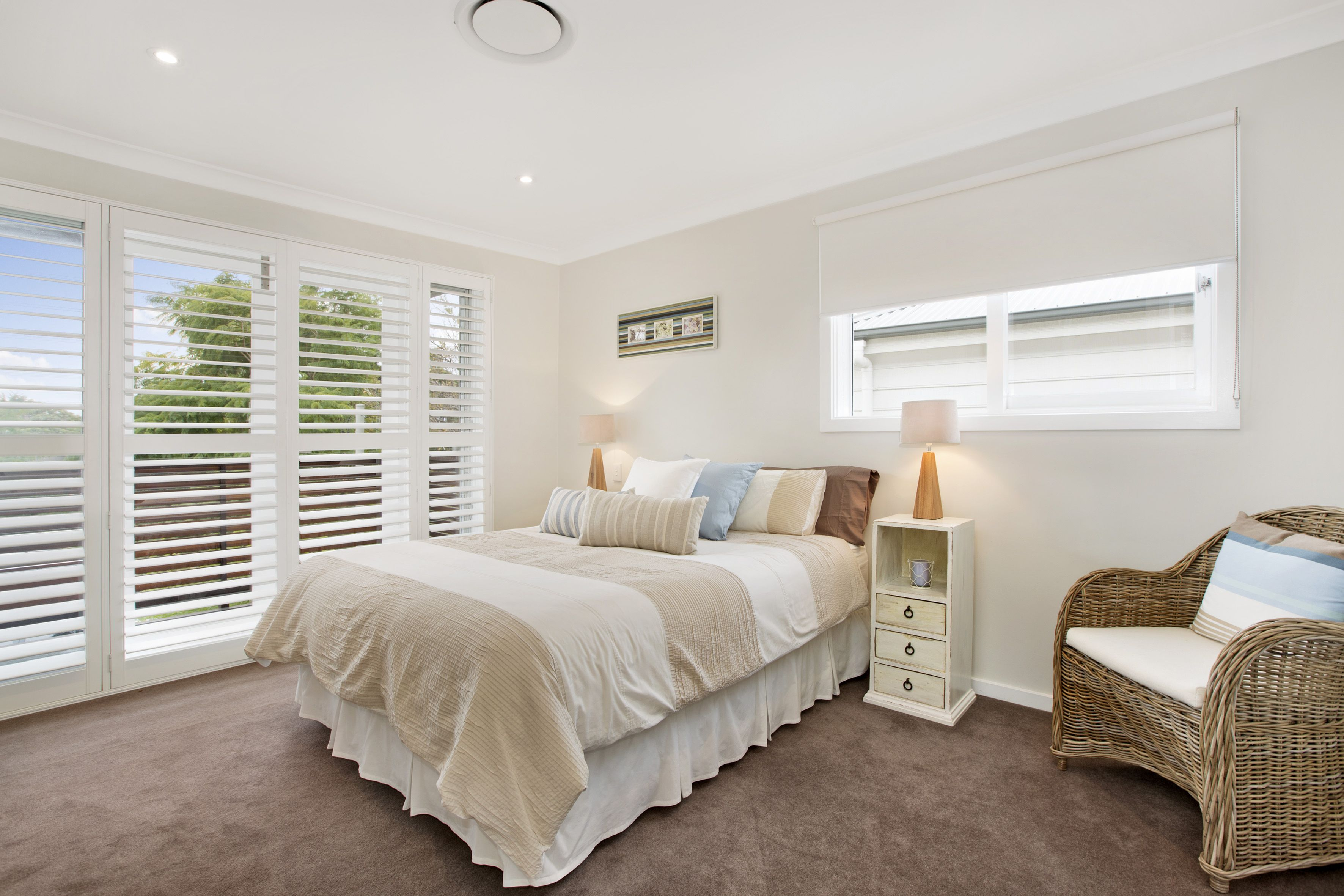 Curtains And Shutters | Plantation Shutters, Blinds Or Curtains? | Chic To  Shore