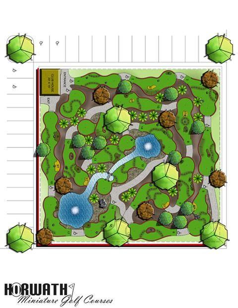 Inexpensive Ready Made Miniature Golf Designs Mini Golf Ltd
