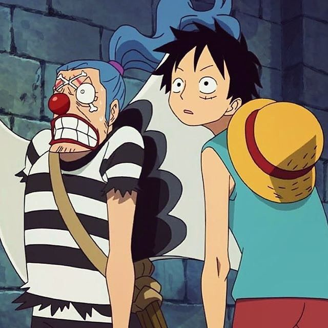 Onepiece On Instagram Buggy Onepiece One Piece Anime Ace Luffy Sabo Dragon Zoro Nami Sanji Us One Piece Series Superhero Art Batman Poster