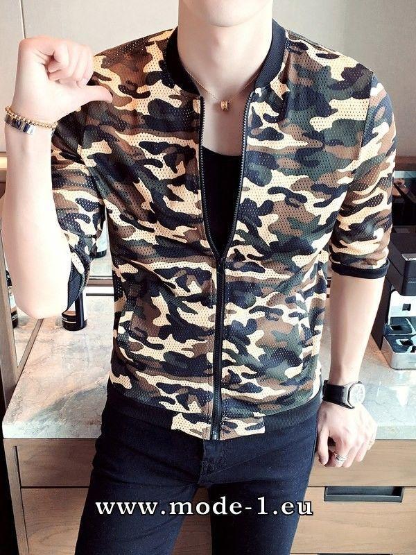 Camouflage Herren Jacke Online #Camouflage #Herren #Jacke ...