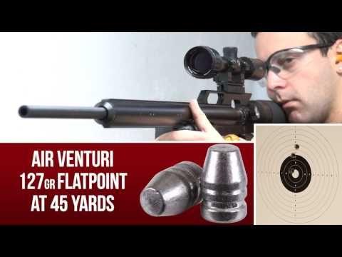 AirForce Texan Big Bore Air Rifle - YouTube | All black