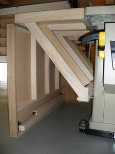 Table Saw Outfeed Table Outfeed Table Pinterest