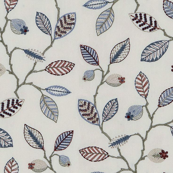 Fibre Naturelle Amore Ma Belle Curtain Fabric Curtain Factory