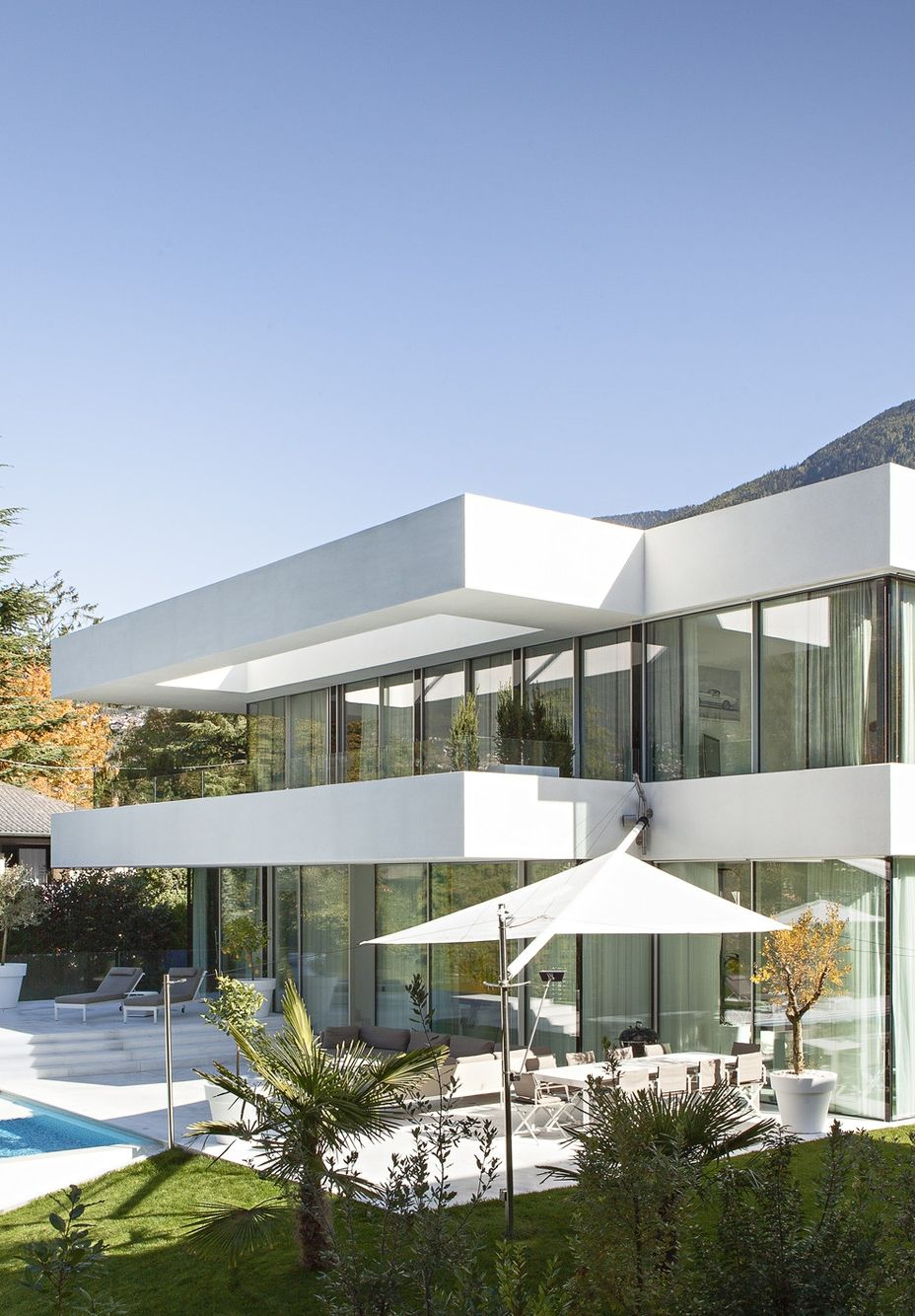 Architecture beast most beautiful houses in the world house m modern architecture house home design white residence minimalist amazing