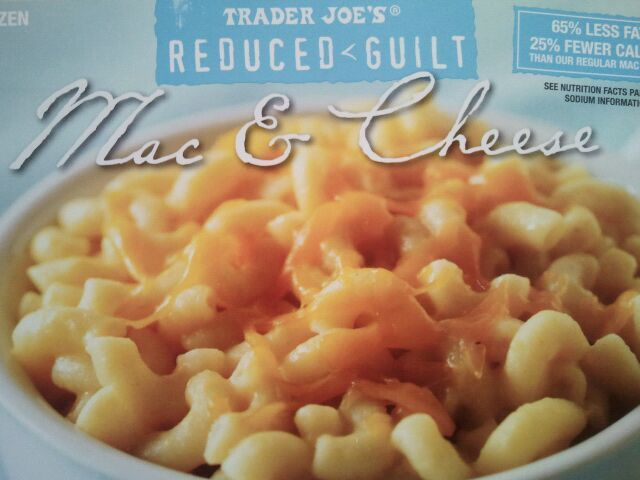 Trader Joe S Reduced Guilt Mac Cheese Healthnuttxo Trader Joes Food Trader Joes Vegan Mac And Cheese