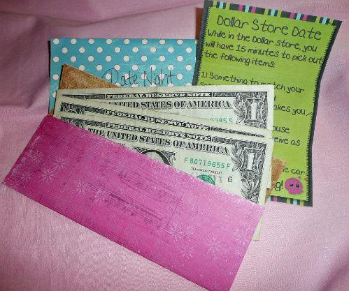 Dollar Store Date Boyfriend Gifts Cute Date Ideas Anniversary Dates