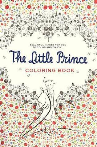 The Little Prince Coloring Book Antoine De Saint Exupery This