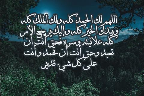 اللهم لك الحمد كله ولك الملك كله وبيدك الخير كله واليك يرجع الأمر كله علانيته وسره فحق أنت أن تعبد وحق أنت أن Islamic Quotes Quran Words Quotes Islamic Quotes