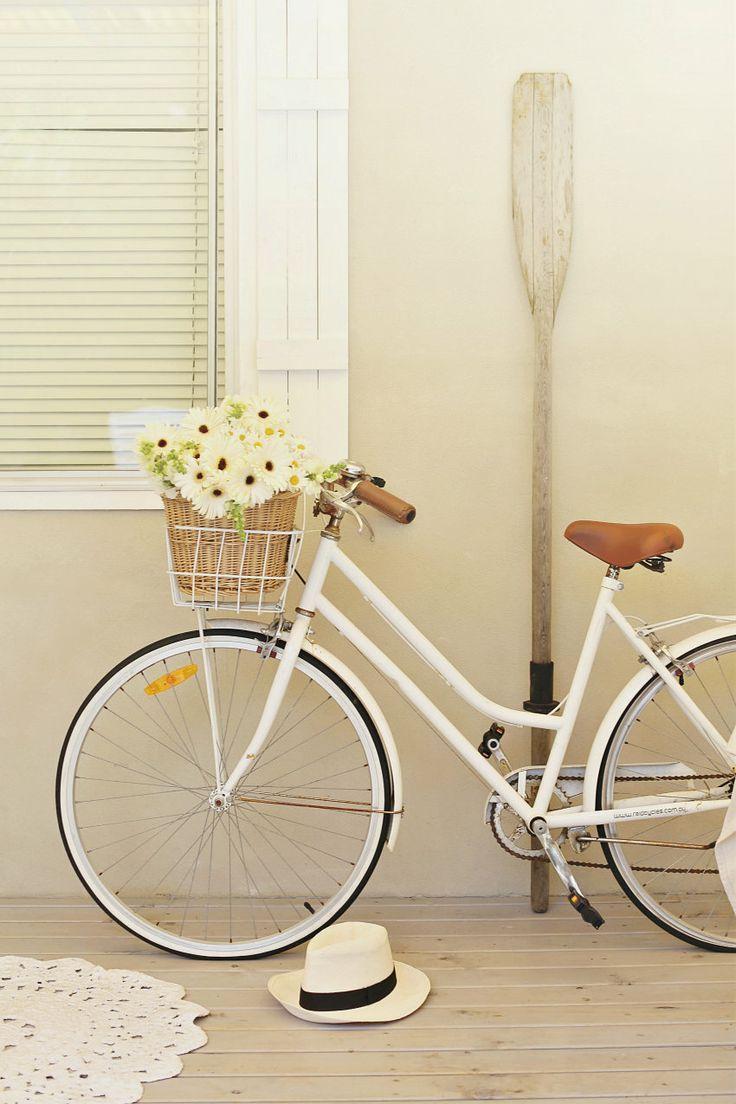 Bicicleta na decoração - Inspire-se! - Mania de Decoração
