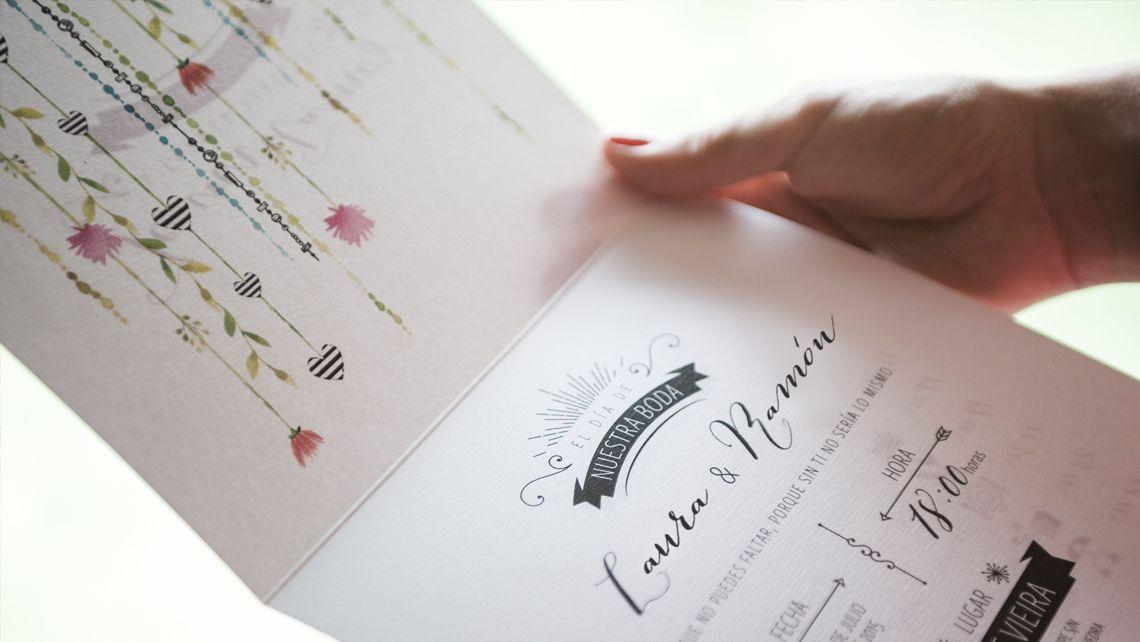 Te damos algunos consejos muy útiles la hora de elegir tu invitación de boda.