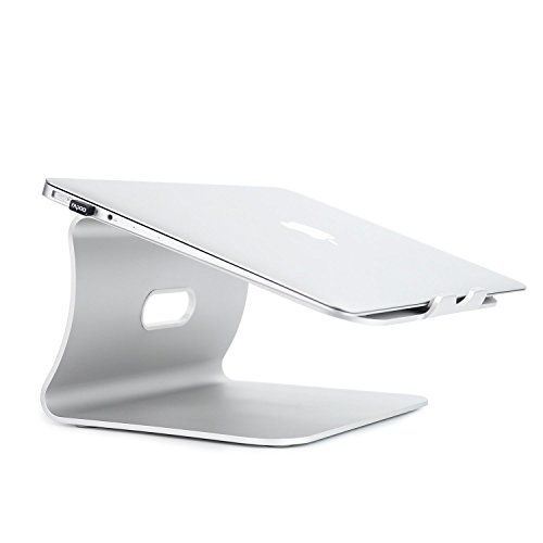 Laptop Stand Limeno Aluminum Cooling Computer Stand Update Version Stand Holder For Apple Macbook Air Macbook Pro All Note Macbook Apple Macbook Laptop