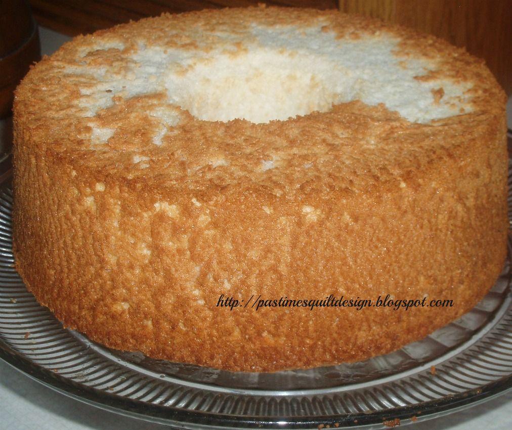 Homemade angel food cake homemade angel food cake