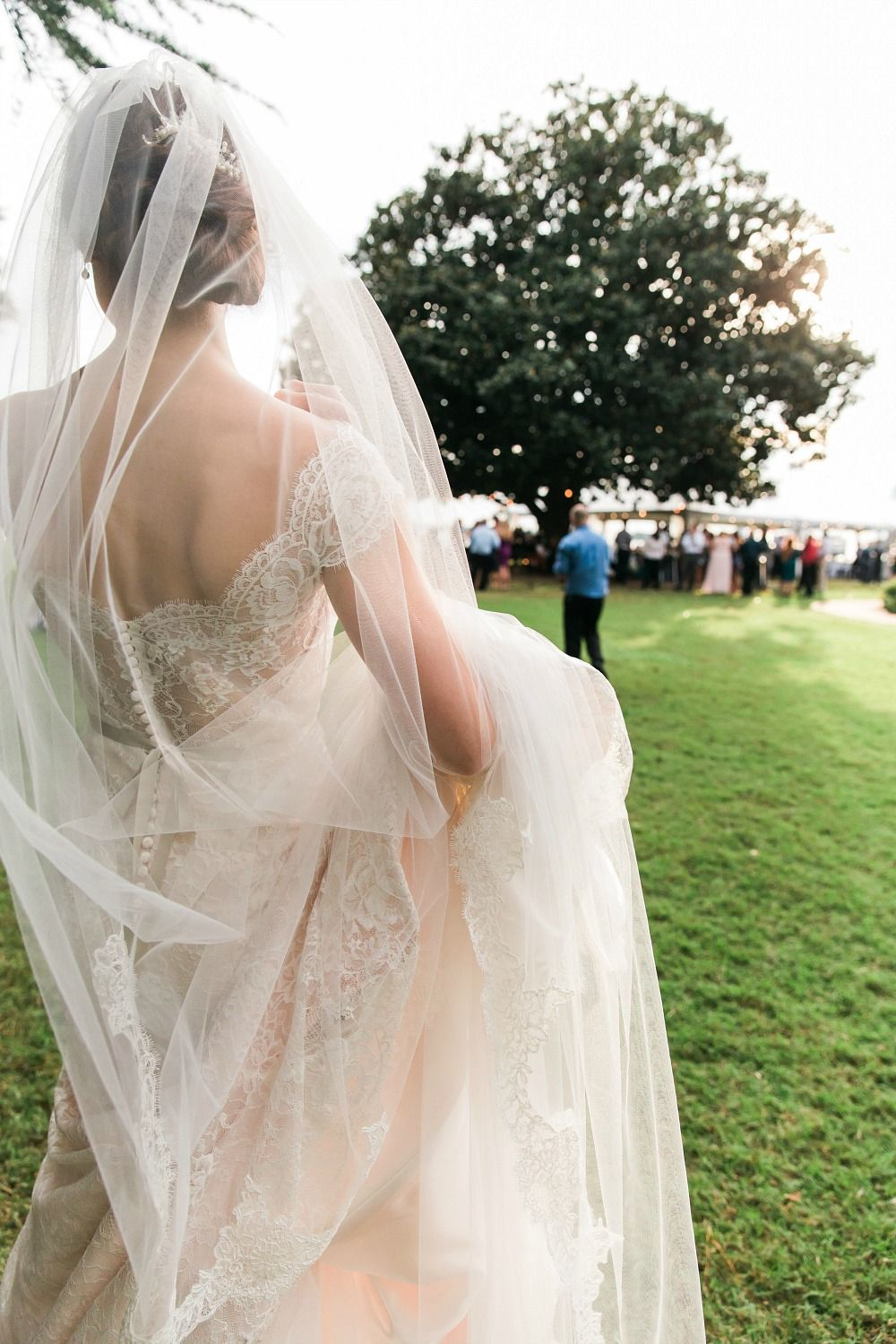 Fall Wedding Day In Virginia At The Hermitage Museum Gardens Norfolk Va By
