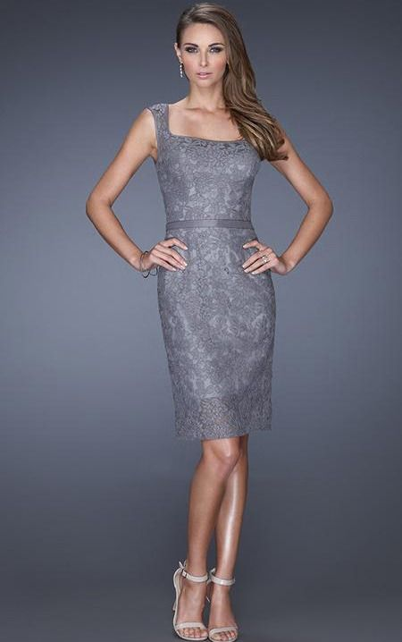 New Arrivals Sheath Knee-length Evening Dresses,Wonderful Evening Dresses,Evening Dresses