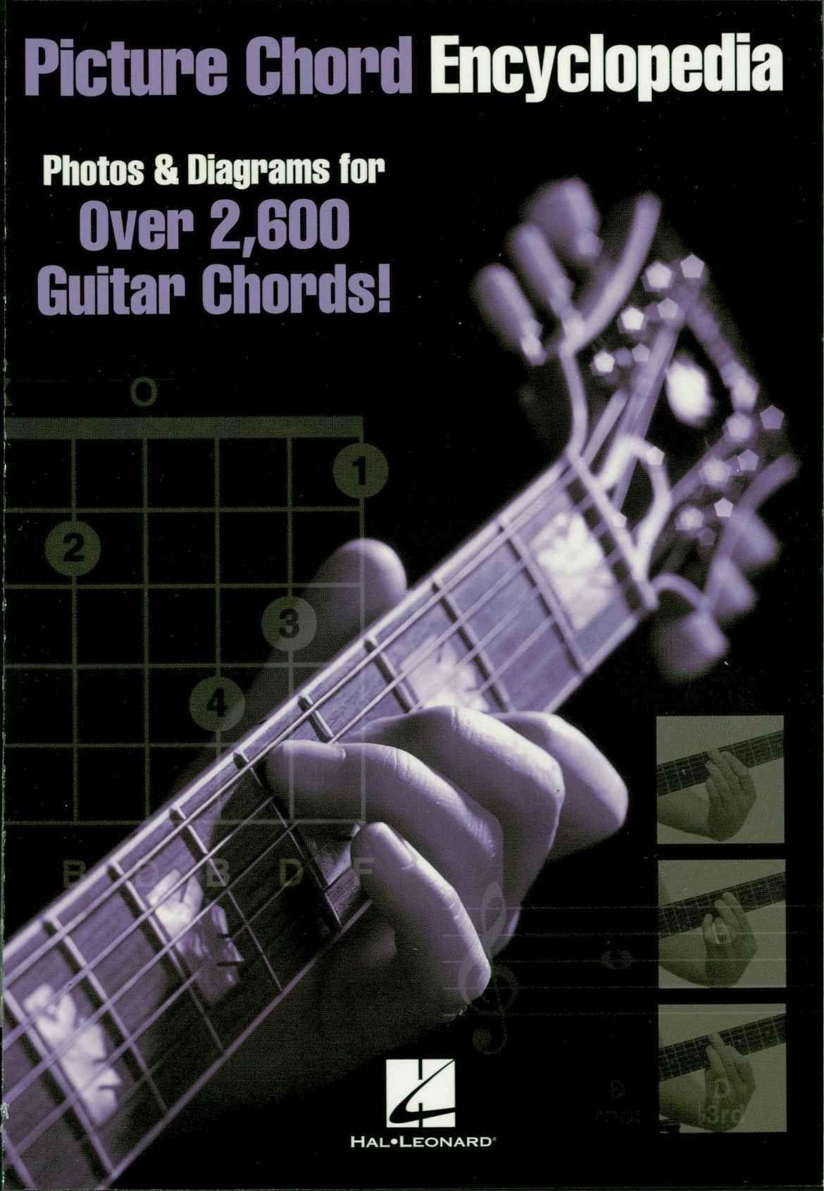 Picture Chord Encyclopedia  Photos  U0026 Diagrams For 2 600