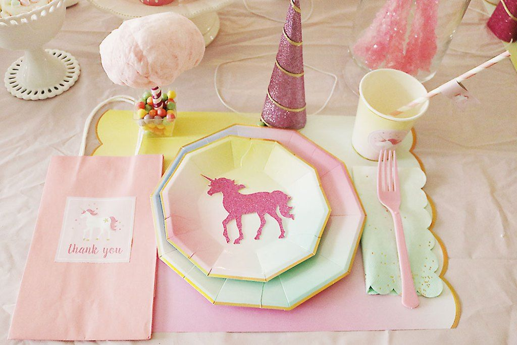 Unicorn Birthday Party | Unicorn birthday parties, Unicorn birthday ...
