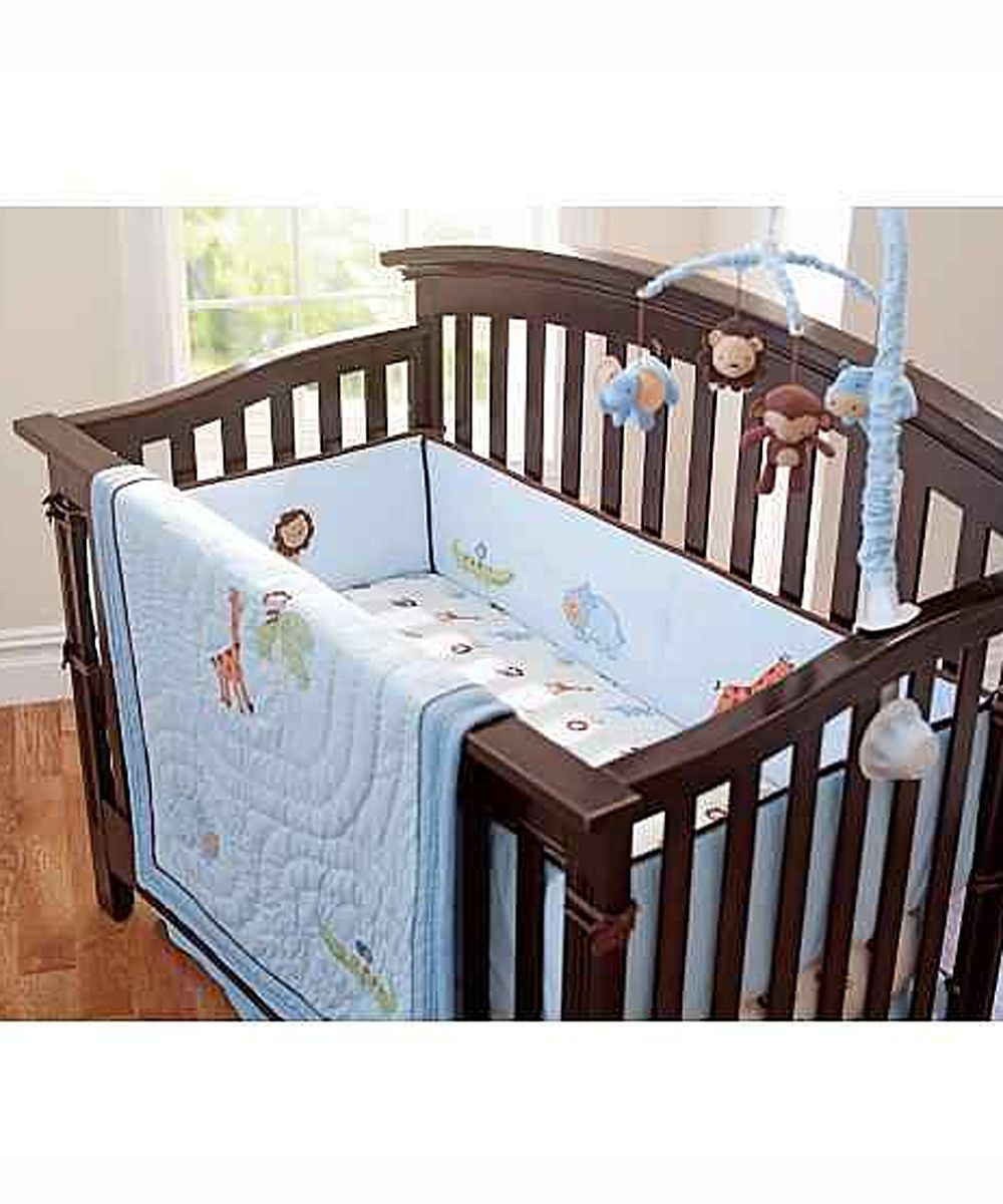 jayden 7 piece crib bedding set cookie 39 s baby baby crib bedding sets baby crib bedding. Black Bedroom Furniture Sets. Home Design Ideas