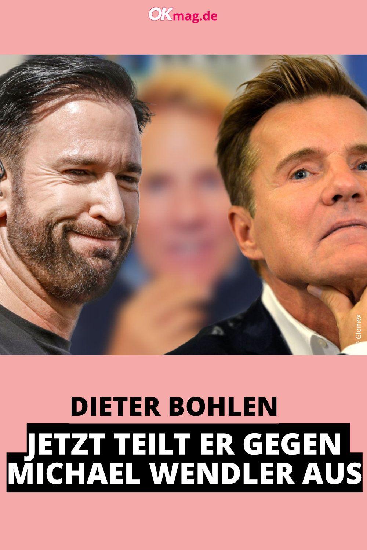 Dieter Bohlen Jetzt Schiesst Er Gegen Michael Wendler Michael Wendler Dieter Bohlen Bohlen