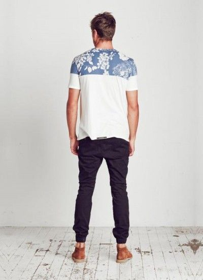 Men's Floral Pattern Style   Famous Outfits