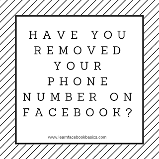 How to remove your phone number on facebook delete mobile phone how to remove your phone number on facebook delete mobile phone number from facebook ccuart Images