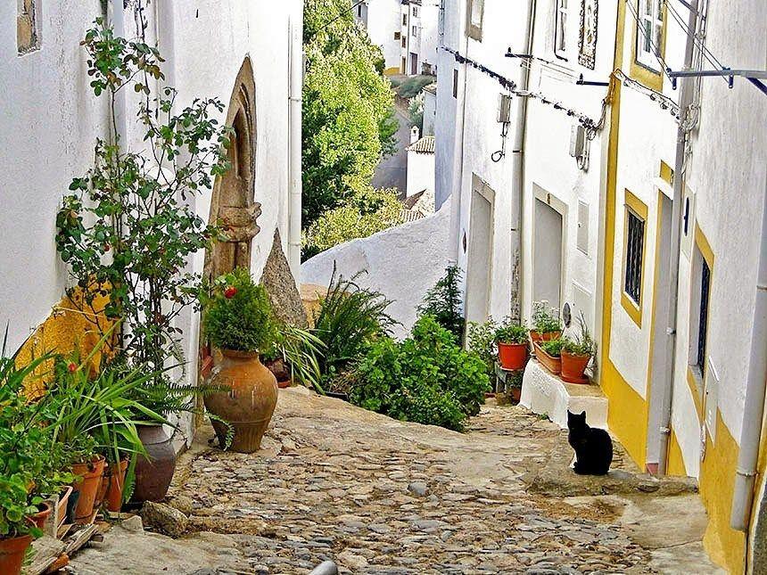 As 5 Vilas Mais Bonitas De Portugal Avec Images Lisbonne