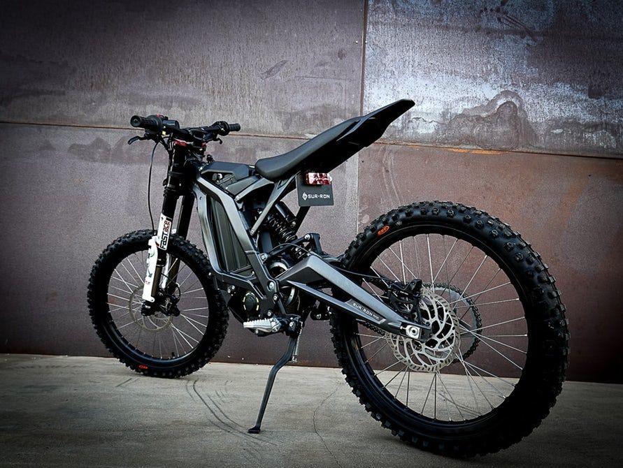 ac836c8010b Sur-Ron, nueva moto eléctrica de montaña fabricada en China de precio  imbatible Electric