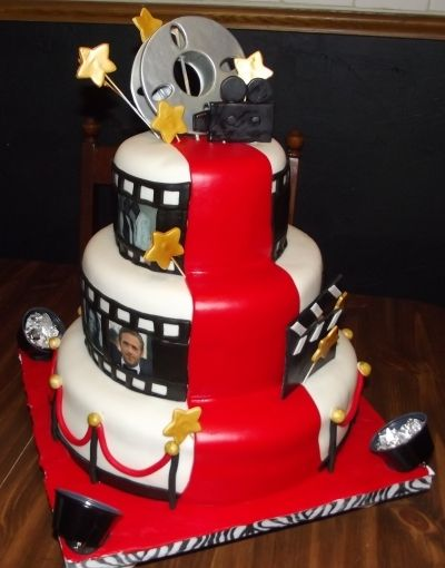 Cake Art Hollywood : Hollywood Cake Just Whenever Cakes Pinterest ...