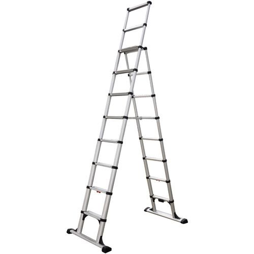 Telesteps Combi Ladder 14 Combination Ladders Telesteps Step Ladders