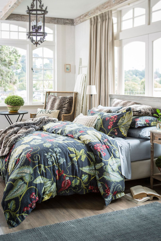 Winter Waiheke Duvet Cover Set Duvet Covers Home