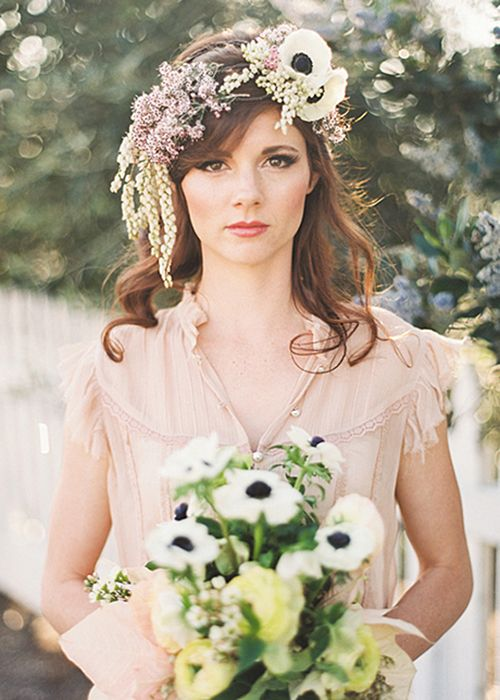 NYC Beauty Experts for the Bohemian Bridal Look | Brides.com