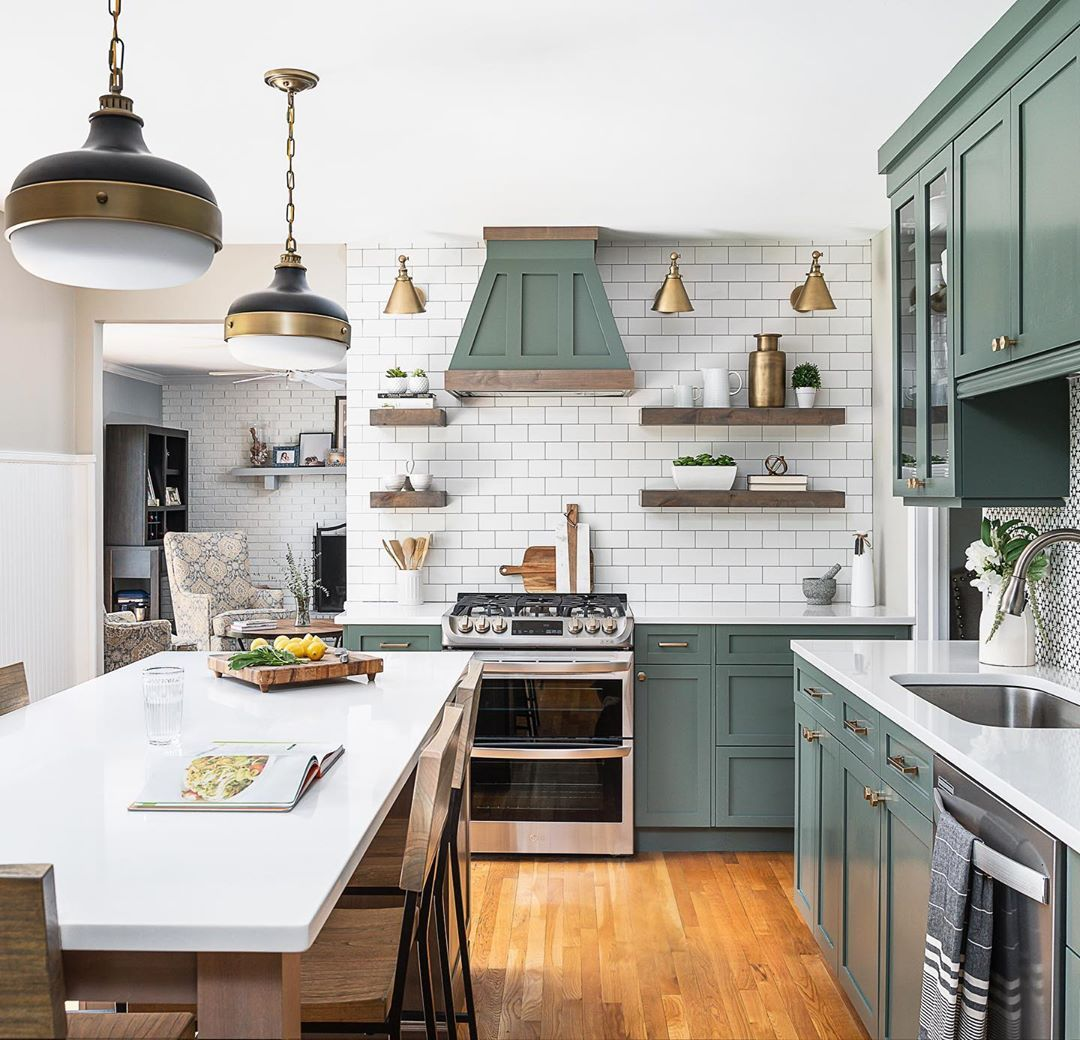 """Incredible Kitchen Remodeling Ideas: Chad Esslinger Design On Instagram: """"Happy Friday! Very"""