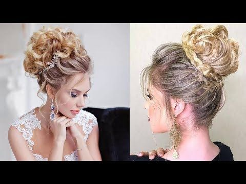 Wedding Hairstyles Tutorials Compilation Classic Bridal Jura
