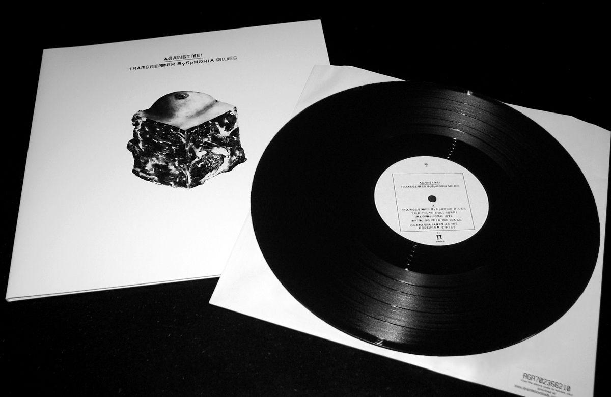 Against Me! - Transgender Dysphoria Blues #AgainstMe! #Vinyl #Album