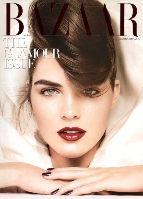 Glamour Issue Bazaar - The HAIR!!!!!