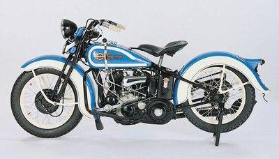1936 Harley-Davidson 45