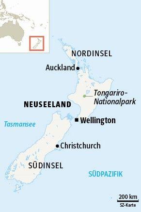 Neuseeland Nordinsel Karte.Neuseeland Nordinsel Südinsel Karte Map Grafik Plan Fernweh