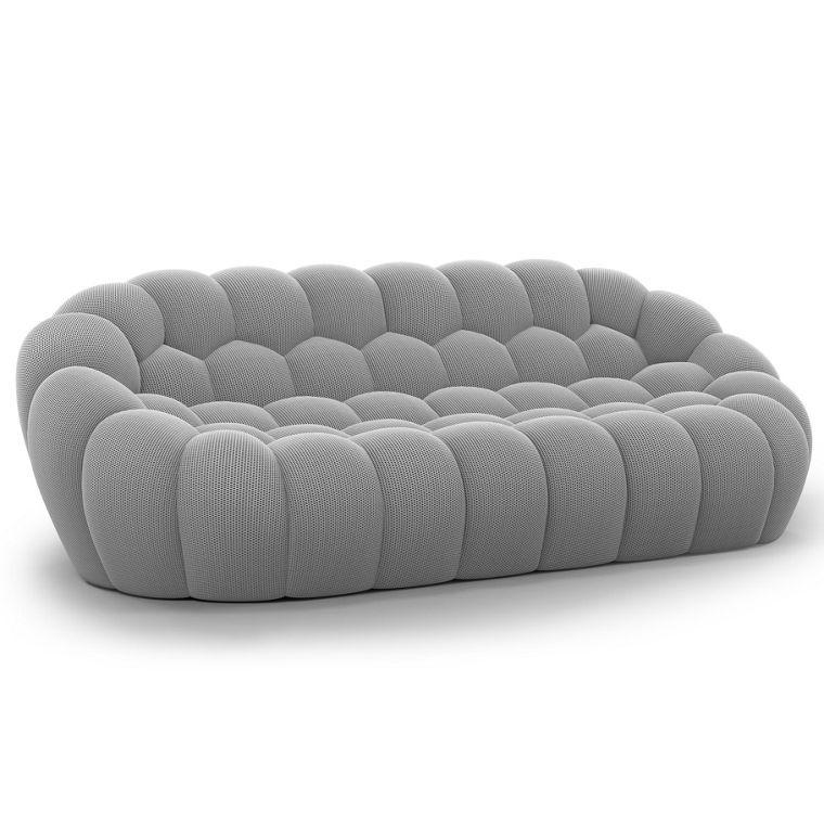 Bubble Large 3 Seat Sofa Sofas Roche Bobois Canape Bubble