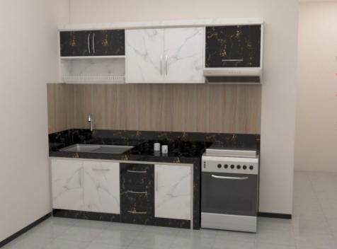 Model Gambar Kitchen Set Minimalis Minimalis Rumah Interior