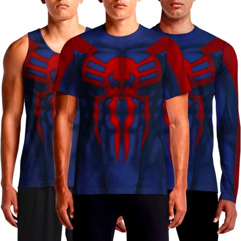 fae0c869b Spiderman 2099 Buy T-Shirt Online India pop vs batman beyond #1 wallpaper  spiderman 2099 suit costume spider man 2099 comic figure logo movie cosplay  new ...