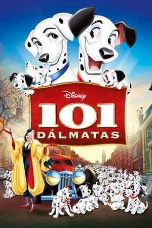 101 Dalmatas Carteles De Peliculas De Disney Peliculas Infantiles De Disney Carteles De Disney