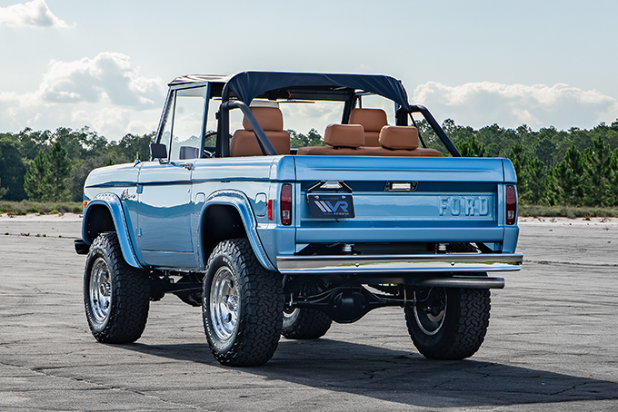 Velocity Restorations Sells Gorgeous Ready To Drive Vintage 4x4